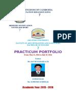 Teaching Practicum