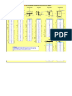 AISC 13th Edition Member Dimensions and Properties Viewer (2005)
