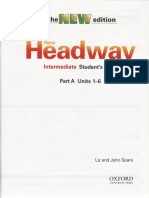 New Headway B2 Student's Book Part A