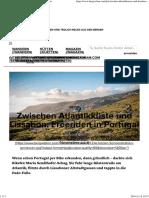Reise_ Freeriden Und Fado in Portugal - Bergwelten