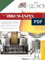 Azinox.com - Brewinox - Brewinox250lt Scheda