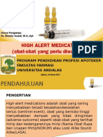 Kelompok 2 High Alert Medication