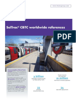 Seltrac Cbtc References