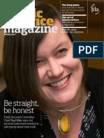 Public Service Magazine - Spring 2017