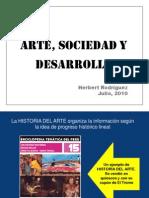Arte, Sociedad y Desarrollo Herbert Rodriguez