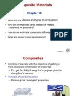 Week-12 Composite Materials