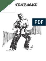 Martial Arts - Basic Techiniques of Nunchaku