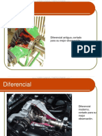 Curso Diferencial Movimiento Partes Componentes Tipos Clasificacion Bloqueo Funcionamiento Diagnostico Solucion