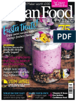 Vegan Food Living April 2017