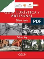 Guia Turística Artesanal Toluca