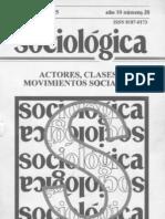 Movimientos sociales modernos, revueltas o movimientos antisistémicos