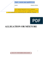 Allegation and Mixture.pdf