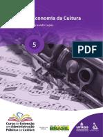 Apostila 5 Economia Da Cultura