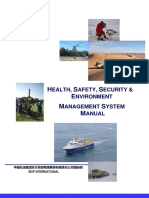 BGP International HSSE Management System Manual_V2.3