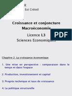 L3 Macroeconomie