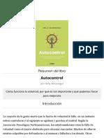 RESUMEM  Autocontrol - Kelly McGonigal.pdf