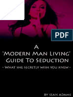 A Modern Man Living Guide to Seduction PDF EBook Download-FREE