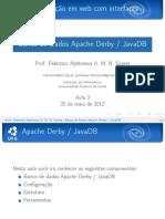 Java EE - Aula 03
