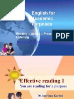 Reading Lesson 1 2015