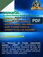 Exposicion Motores de Fondo