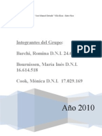 Argentina Sus Regiones y Sus Costumbres