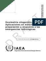 Biodosimetry Emergencias Radiologicas