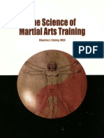 Martial Arts - The Science of Martial Arts Training - Charles L. Staley