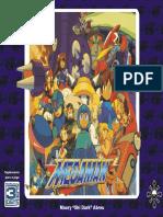 3D&T Alpha - Megaman - Biblioteca Élfica