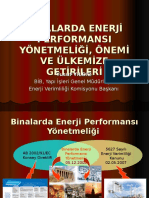 bina enerji yönetimi