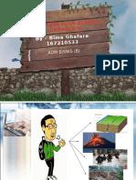 Bima Ghafara Tugas Ekologi Tentang Gejala Alam ADM BISNIS