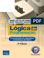 Lógica de Programação  -  3a Edição