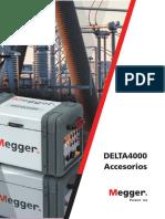 Accesorios Delta 4000