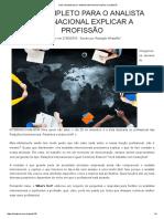 Guia completo para o analista internacional explicar a profissão.pdf