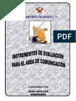 Instrumentos de Evaluacion Folleto Rhm