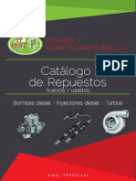Catalogo Repuesto 2013 Bomba Rotatoria