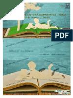 Cartaz concurso leitura