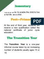 Ireland Education System