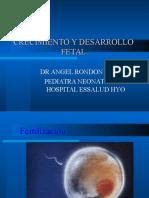 desarrollo fetal.ppt