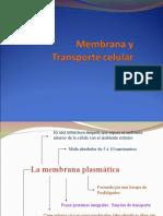2. Membrana  y Transporte