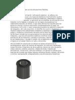 Implicaciones Acerca Del Uso de Articulaciones Flexibles