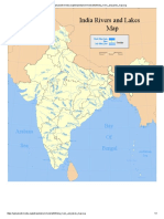 Https Upload.wikimedia.org Wikipedia Commons b b3 India Rivers and Lakes Map