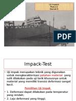 Uji Impack