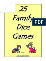 25 Family Dice Games n7v2
