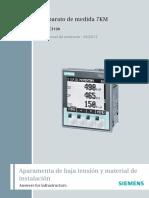 SENTRON PAC Manual 2012 Aparamenta Baja Tensión