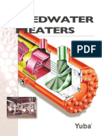 Yuba Feedwater Heaters