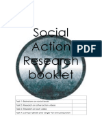 social action research booklet 1