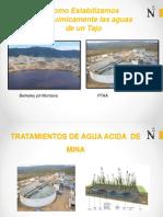 estabilización geoquimica del suelo