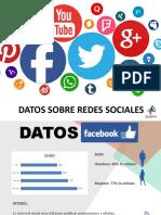 Datos Sobre Redes Sociales