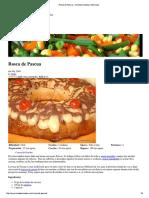 Rosca de Pascua – Recetas Simples y Deliciosas