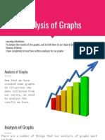 Analysis of Graphs